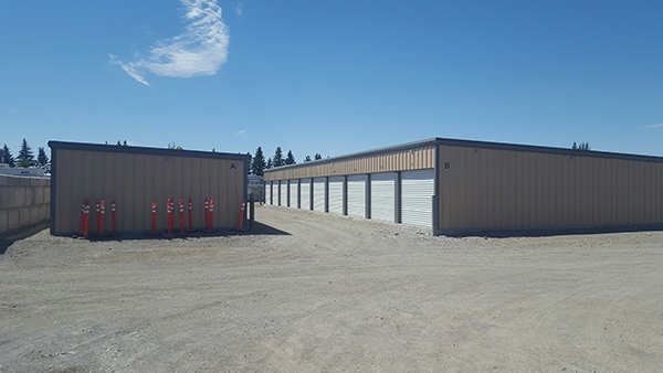 Units in Self Storage Plus & Self Storage in Idaho | Self Storage Plus